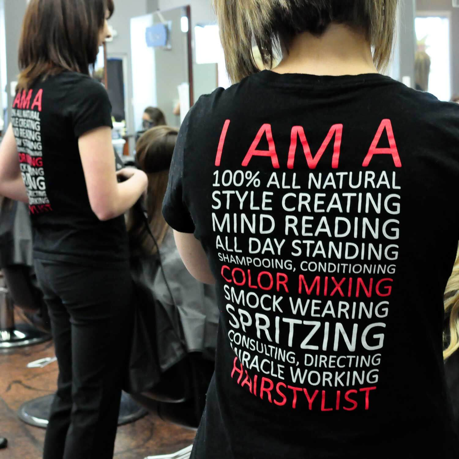 Seven Important Life Lessons Evans Hairstyling College