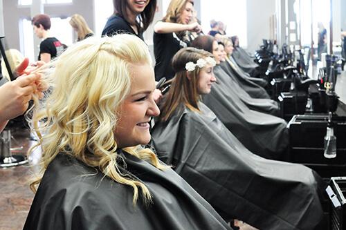 Rexburg's Premier Beauty College - Evans Hairstyling College